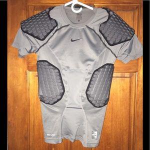 Nike Pro Combat Football Gear